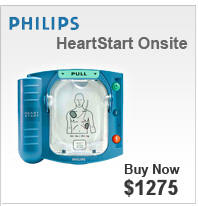 Phillips Heart Start Onsite AED