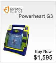 Cardiac Science Powerheart G3