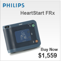 Phillips Heart Start FRx