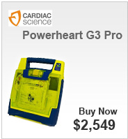 Cardiac Science Powerheart G3 Pro