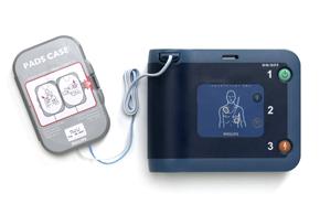 AED First Response - Philips Portable Defibrillators